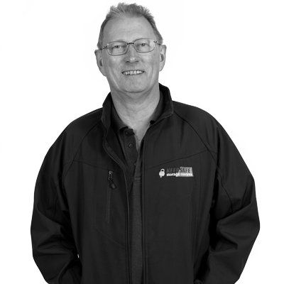Nigel Smith - Site Manager