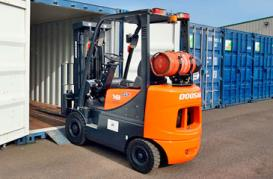 Forklift Available